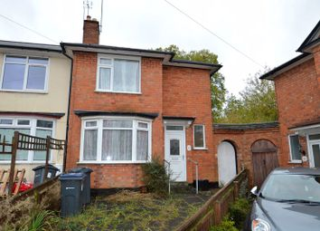 Thumbnail 3 bed end terrace house for sale in Tilbury Grove, Moseley, Birmingham