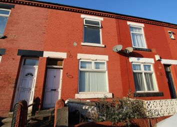 Thumbnail 3 bedroom terraced house for sale in Derby Avenue, Salford