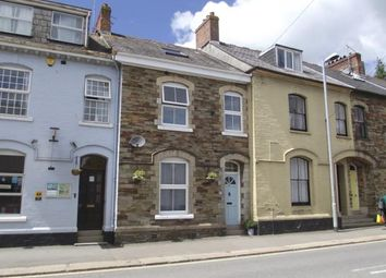Thumbnail 5 bed terraced house for sale in Liskeard, Cornwall, United Kingdom