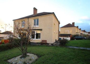 Thumbnail 3 bed semi-detached house for sale in Longford Street, Riddrie, Glasgow