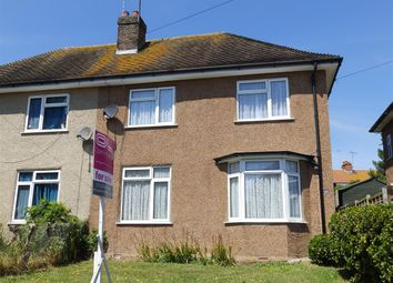 Thumbnail 3 bed semi-detached house for sale in Command Road, Eastbourne