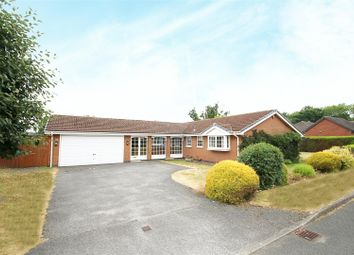 Thumbnail 3 bed detached bungalow for sale in Olympus Court, Hucknall, Nottingham