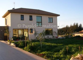 Thumbnail 4 bed villa for sale in Trachoni, Limassol