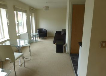 Thumbnail 2 bed flat to rent in Sycamore Street, Blaby, Leicester