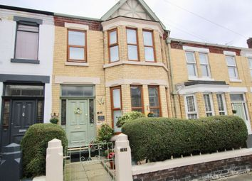 Thumbnail 3 bed terraced house for sale in Ferndale Road, Liverpool