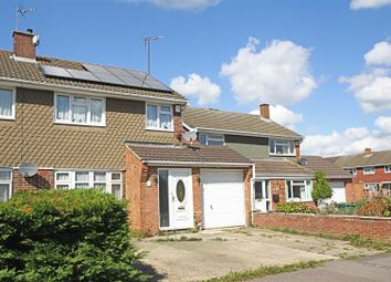 Thumbnail 3 bed semi-detached house for sale in Melrose Avenue, Bletchley, Milton Keynes
