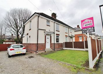 Thumbnail 2 bed semi-detached house for sale in Ronksley Road, Sheffield, South Yorkshire