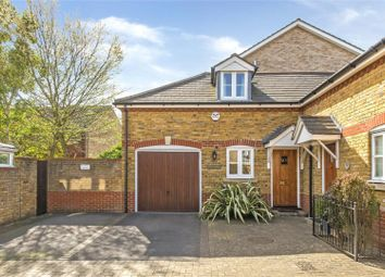 Thumbnail 3 bed semi-detached house for sale in Hamilton Mews, London