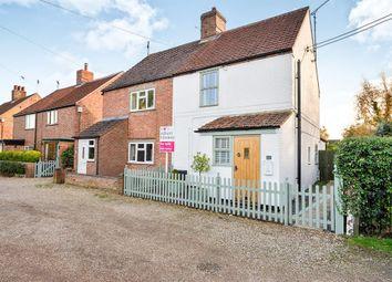 Thumbnail 3 bed semi-detached house for sale in Centre Vale, Dersingham, King's Lynn
