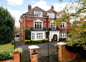 Thumbnail 4 bed flat for sale in Parkside, Wimbledon Common