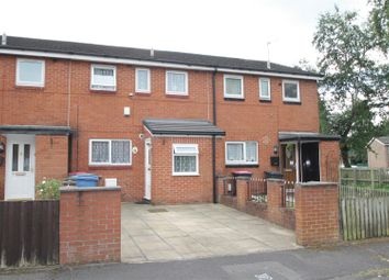 Thumbnail 3 bedroom terraced house to rent in Kirtley Avenue, Eccles, Manchester