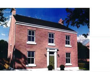 Thumbnail 4 bed detached house for sale in Heritage Parrk, Tutbury, Burton-On-Trent