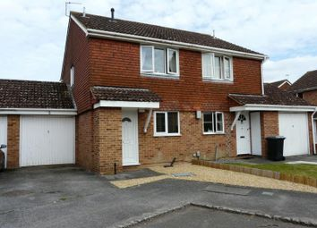 Thumbnail 2 bed semi-detached house for sale in Appelford Close, Thatcham