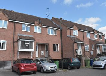 Thumbnail 2 bed terraced house for sale in Gupshill Close, Tewkesbury
