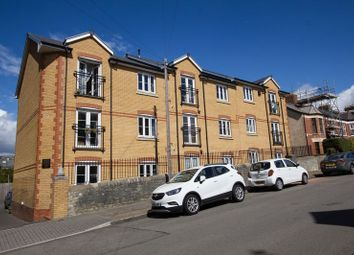 Thumbnail 1 bed flat for sale in High Street, Penarth