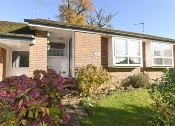 Thumbnail 2 bed terraced bungalow for sale in Marlborough Drive, Weybridge, Surrey