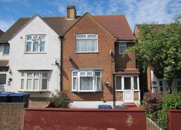 Thumbnail 4 bed semi-detached house for sale in Greenford Avenue, Hanwell