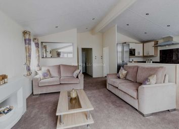 Thumbnail 2 bedroom lodge for sale in Warren Road, Dawlish Warren, Dawlish