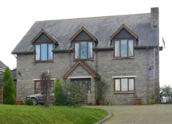 Thumbnail 6 bed detached house to rent in Llanrhidian, Swansea