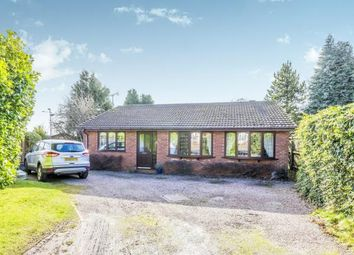 Thumbnail 2 bed bungalow for sale in Liverpool Road, Newcastle Under Lyme, Staffs
