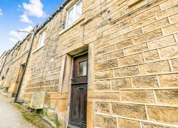 Thumbnail 1 bed cottage for sale in Dam Hill, Shelley, Huddersfield