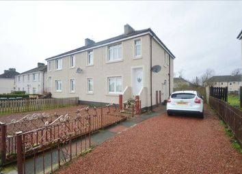 Thumbnail 2 bedroom flat for sale in Golfhill Road, Craigneuk, Wishaw