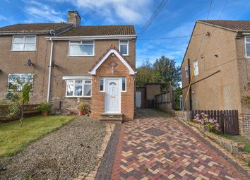 Thumbnail 2 bed semi-detached house for sale in Moorland Crescent, Consett