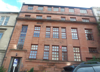 Thumbnail 2 bed flat to rent in Buccleuch Street Flat 12 At 35, Glasgow