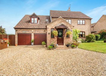 Thumbnail 4 bed detached house for sale in Earl Warren, Croxton, Thetford