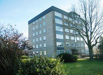 Thumbnail 2 bed flat to rent in Lennox Court, Sutherland Avenue, Bearsden, 3Jw