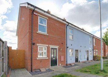 Thumbnail 2 bed end terrace house for sale in Port Lane, Colchester