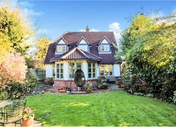 Thumbnail 5 bed detached house for sale in West Drive, Caldecote, Cambridge