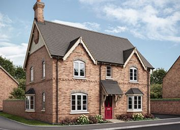 Thumbnail 4 bedroom detached house for sale in The Bicton, Off Dukes Meadow Drive, Banbury Oxfordshire