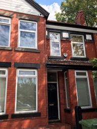 Thumbnail 4 bed terraced house to rent in Craighall Avenue, Burnage, Manchester