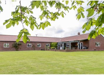 Thumbnail 4 bed detached bungalow for sale in Guestwick Road, Foulsham, Dereham