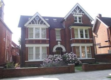 Thumbnail 1 bed flat to rent in 46 De Parys Avenue, Bedford