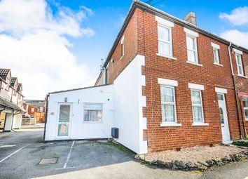 Thumbnail 1 bed maisonette for sale in Westrop, Highworth, Swindon