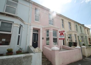 Thumbnail 3 bedroom terraced house for sale in South Milton Street, Plymouth