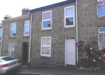 Thumbnail 3 bedroom terraced house to rent in Charles Street, Newlyn, Penzance