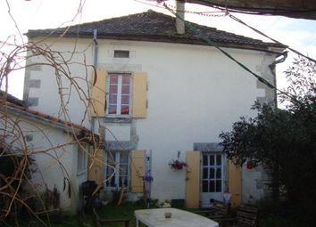 Thumbnail 2 bed semi-detached house for sale in Chalais, Charente, Poitou-Charentes, France