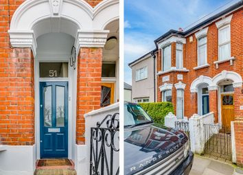 South Worple Way, London SW14. 3 bed terraced house for sale