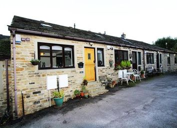 Thumbnail 3 bed cottage for sale in The Steps, Steps Lane, Sowerby Bridge