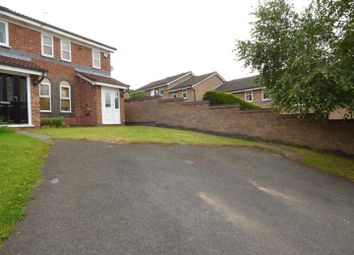 Thumbnail 3 bed town house for sale in Old Mansfield Road, Derby