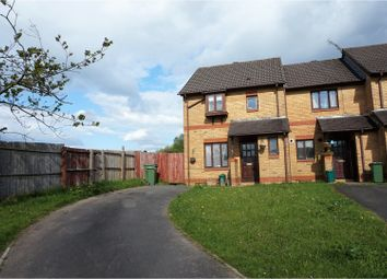 Thumbnail 3 bed end terrace house for sale in Clos Myddlyn, Pontypridd