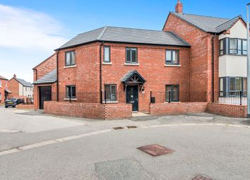 Thumbnail 3 bedroom semi-detached house for sale in Peregrine Drive, Lawley Village, Telford