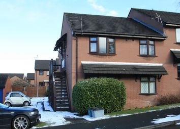 Thumbnail 1 bed flat to rent in 19 Maple Grove, Winnington, Northwich