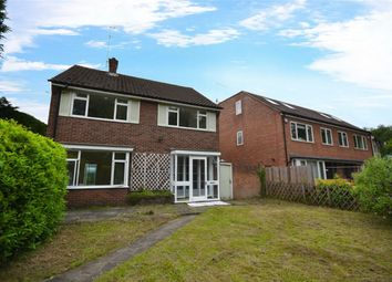 Thumbnail 4 bed detached house to rent in Cambridge Park, Twickenham