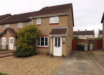 Thumbnail 3 bed end terrace house for sale in Swallow Drive, Louth