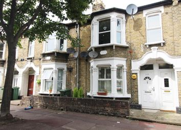 Thumbnail 1 bed flat for sale in Cambus Road, Canning Town, London