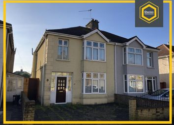 Thumbnail 3 bedroom semi-detached house for sale in Brettenham Street, Llanelli
